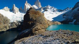 laguna de los tres - trekking patagonia