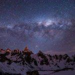 beautiful starry night - frey refuge