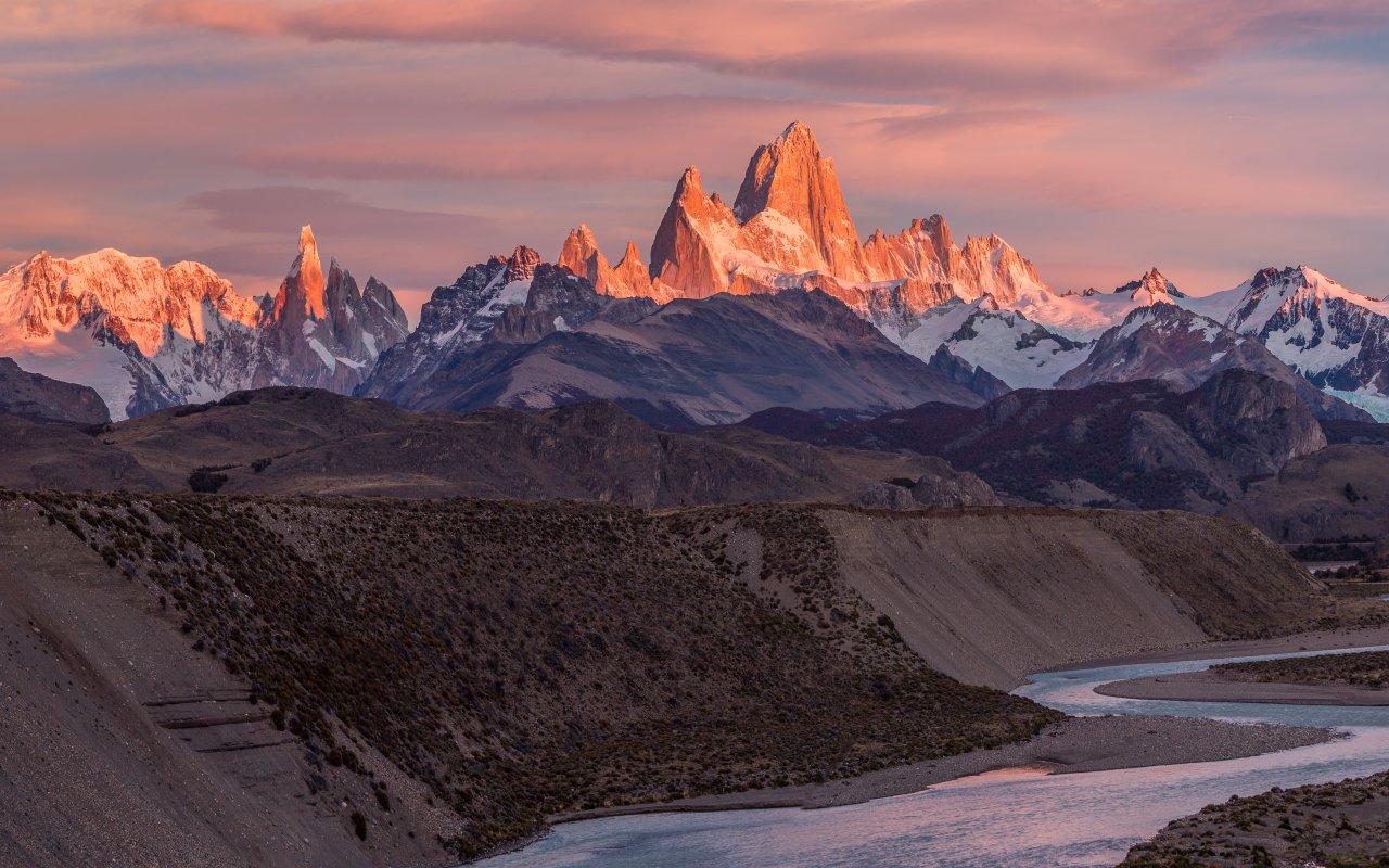 el chalten, fitz roy - terra argentina