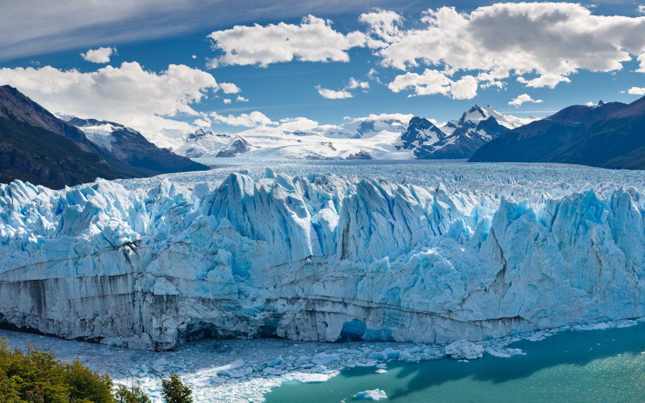 Glaciers National Park - perito moreno