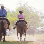gauchos, festival of tradition, san antonio de areco, argentina