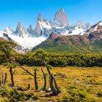 Mt Fitz Roy in Patagonia