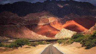 northern argentina road