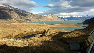 The road to Patagonia's Glaciers: from Calafate to Torres del Paine and Ushuaia