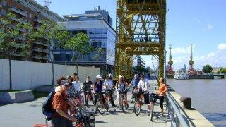 bike tour puerto madero buenos aires