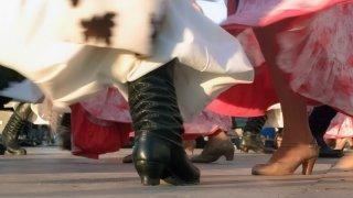 feria de mataderos - folkloric dance