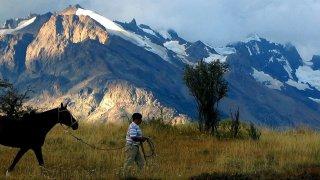 horse riding patagonia - terra argentina tailor-made tours