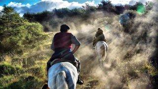 horse riding patagonia