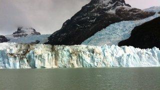 patagonian glacier