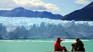 Heart of Ice : outdoors adventures in Patagonia