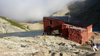 jakob refuge - italia refuge - trekking patagonia