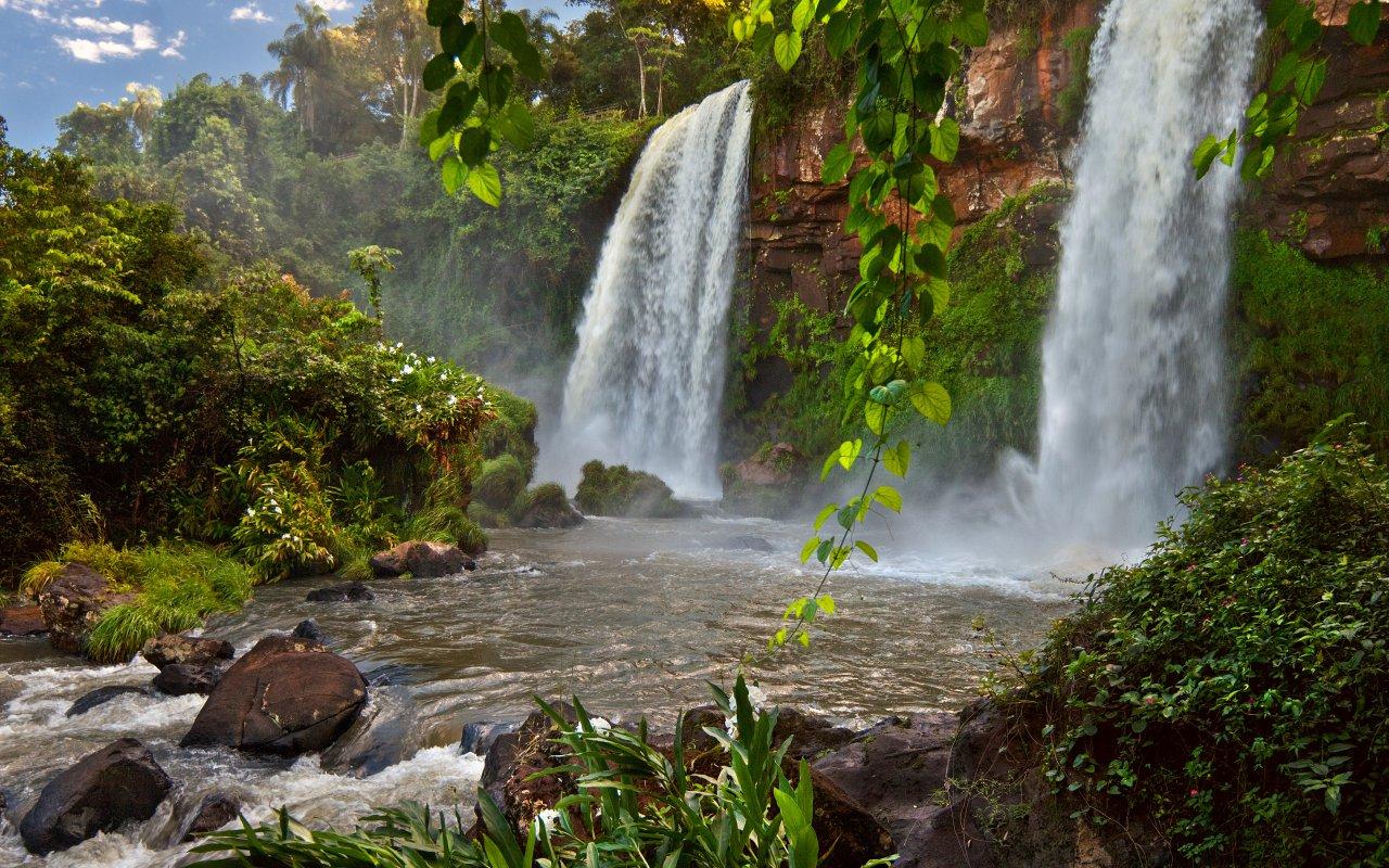 Iguazu Falls national park