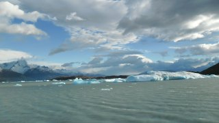 patagonian glaciers