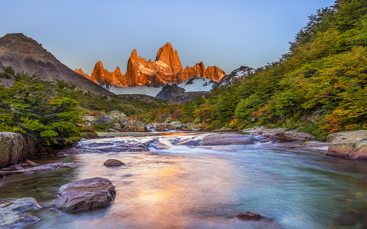 trekking patagonia - fitz roy, argentina